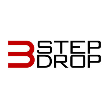 3 Step Drop Logo by Impsoul