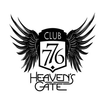 Heaven's Gate With Crest Logo by Impsoul